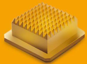 Титановая насадка для косметологического аппарата Tixel®
