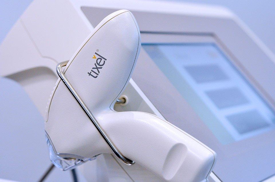 """""""Tixel® – это очередной важный шаг на пути к идеальному аппарату"""" – Доктор Изабель Катони (Франция)"""