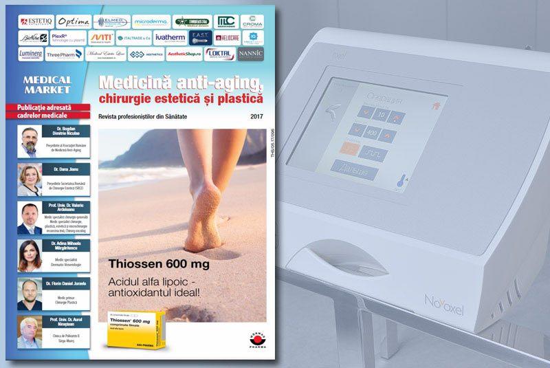 Революционный шаг в развитии фракционной терапии – аппарат Tixel®   Medical Market (Румыния)