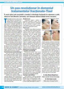 Революционный шаг в развитии фракционной терапии – аппарат Tixel®   Medical Market